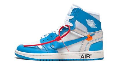 Air Jordan 1 UNC Off White Sneakers Air Jordan homme femme