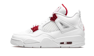 Air Jordan 4 Metallic Red Sneakers Air Jordan homme femme
