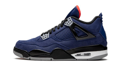 Air Jordan 4 Retro Winter Loyal Blue Sneakers Air Jordan homme femme