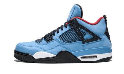 Air Jordan 4 Retro x Travis Scott Cactus Jack Sneakers Air Jordan homme femme