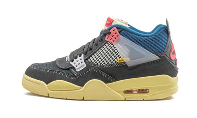 Air Jordan 4 Union Black Sneakers Air Jordan homme femme
