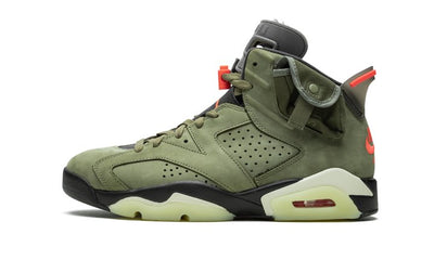 Air Jordan 6 Retro Travis Scott Sneakers Air Jordan homme femme