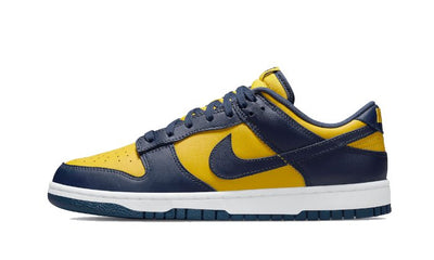 Nike Dunk Low Michigan Sneakers sneaker homme femme