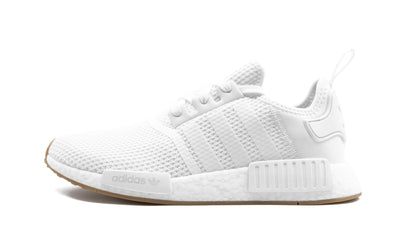 Baskets NMD R1 Triple White Adidas Kikikickz
