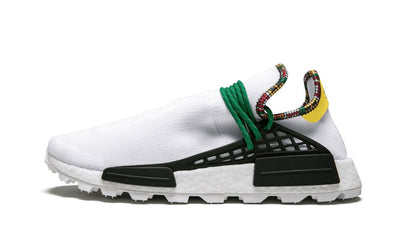 Baskets NMD SolarHu Pharrell Inspiration Pack White Adidas Kikikickz