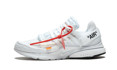 Presto Off White Blanche Sneakers Nike homme femme