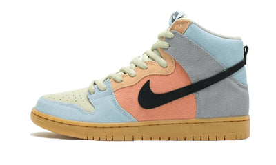 SB Dunk High Spectrum Sneakers Nike homme femme
