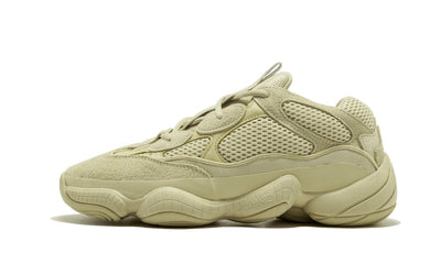 Baskets Yeezy 500 Super Moon Yellow Adidas Kikikickz