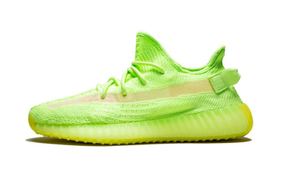 Baskets Yeezy Boost 350 V2 Glow In The Dark Adidas Kikikickz