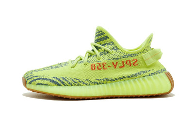 Baskets Yeezy Boost 350 V2 Semi Frozen Yellow Adidas Kikikickz