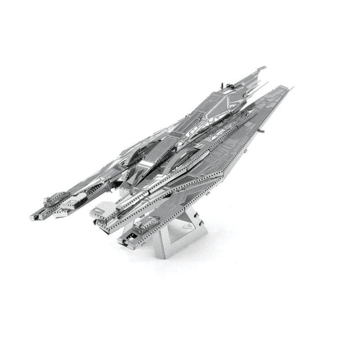Mass Effect Alliance Cruiser Metal Earth 3D DIY Metal Model