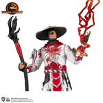 "Mortal Kombat Raiden White Hot Fury 7"" Action Figure"