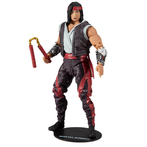 "Mortal Kombat Liu Kang 7"" Action Figure"