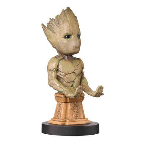 Guardians of the Galaxy Groot Cable Guy Controller & Smartphone Stand