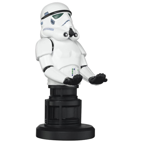 Star Wars Storm Trooper Cable Guy Controller & Smartphone Stand