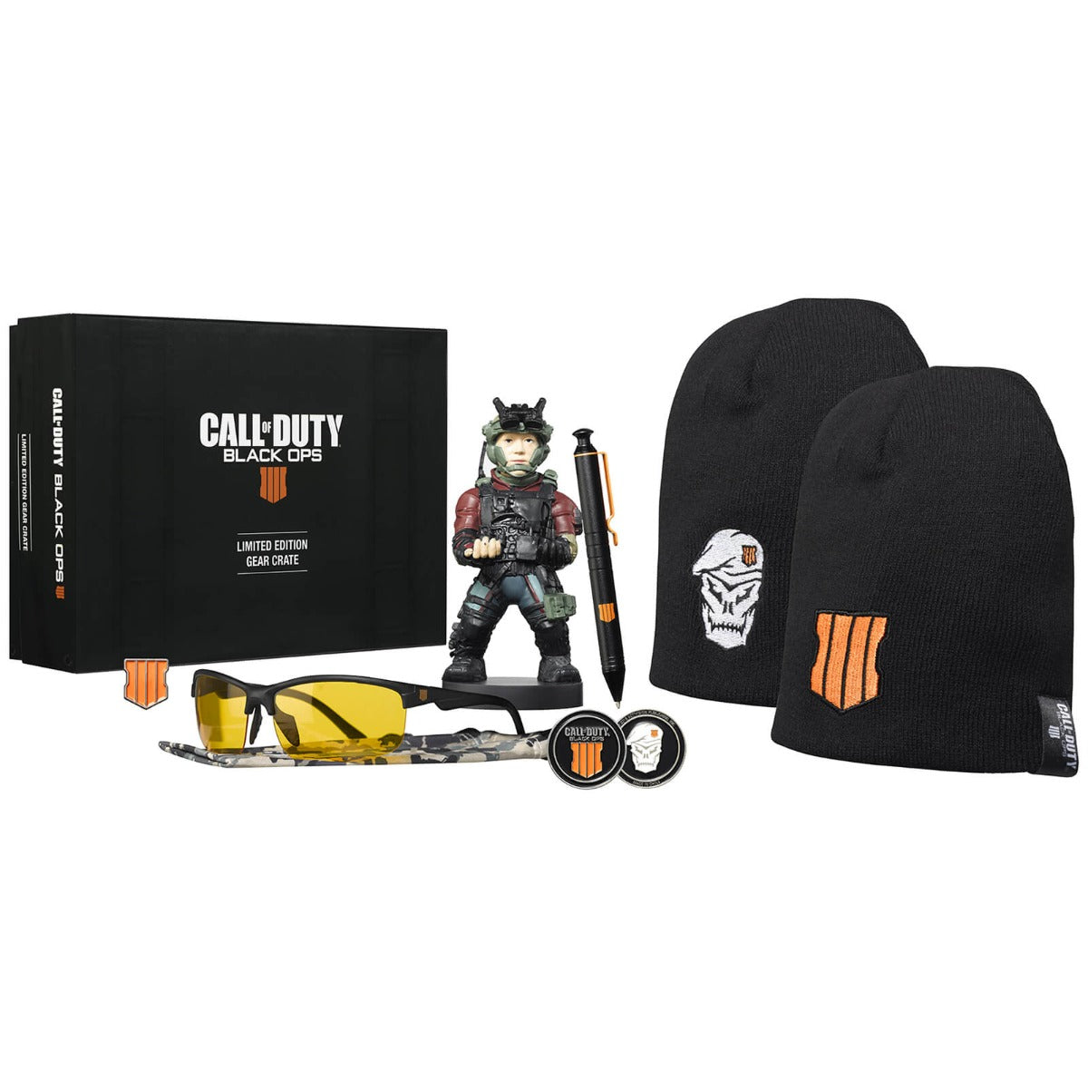 Call of Duty Black Ops IV Big Box Merch Crate
