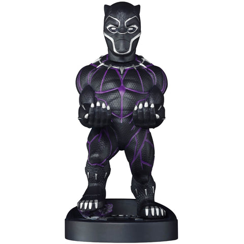 Black Panther Cable Guy Controller & Smartphone Stand