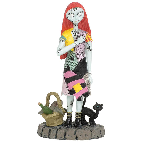 The Nightmare Before Christmas Village by D56 - Sally's Date Night Figurine