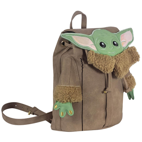 Danielle Nicole Star Wars Mandalorian - The Child Mini Backpack