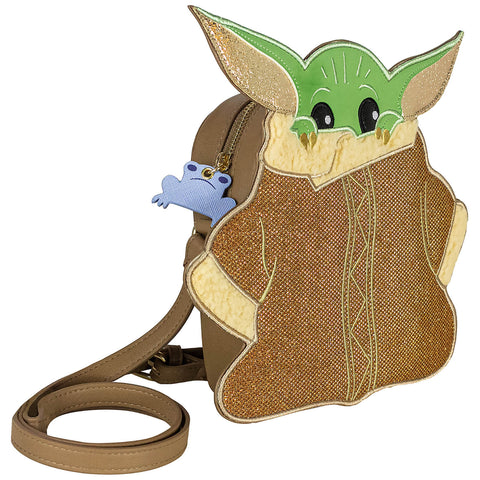 Danielle Nicole Star Wars Mandalorian - The Child Species Unknown Crossbody Handbag