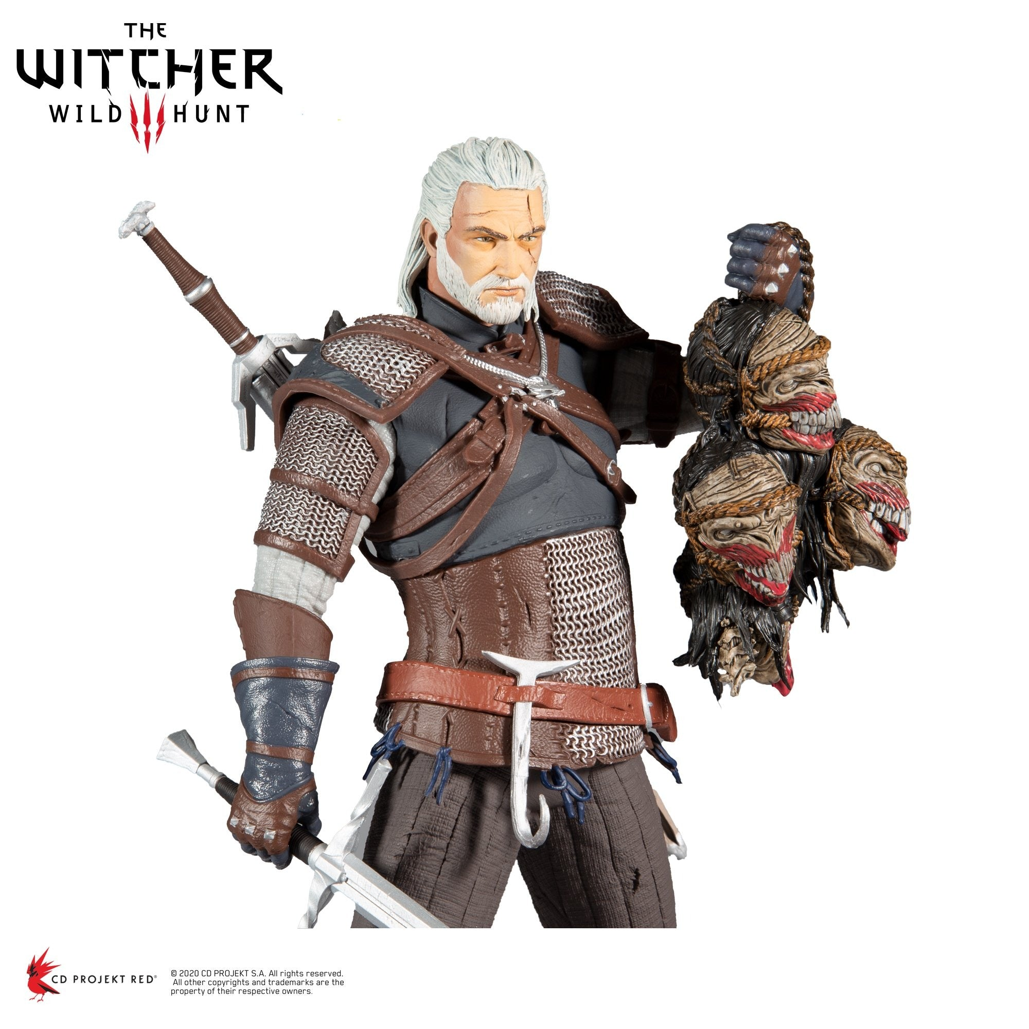 The Witcher Geralt of Rivia 12