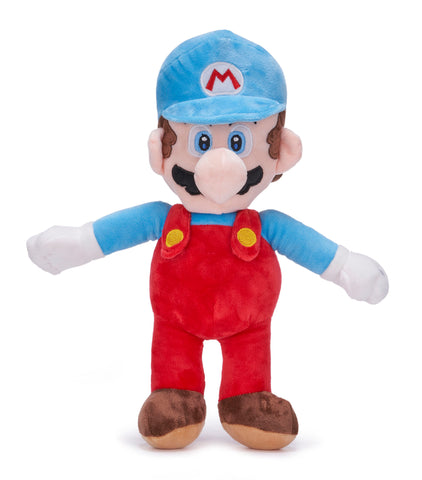 Super Mario Ice Mario 36cm Large Plush Toy