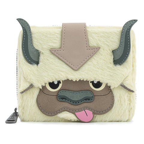 Loungefly x Nickelodeon Avatar Aang Appa Plush Purse