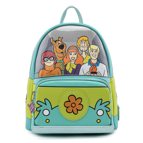 Loungefly x Scooby Doo Mystery Machine Mini backpack