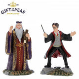 Wizarding World of Harry Potter - Harry Potter and The Headmaster Figurines
