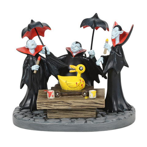 The Nightmare Before Christmas Village by D56 - Vampire Brothers Figurine