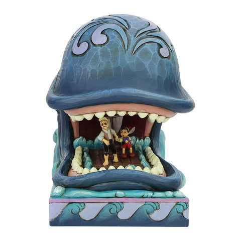 Disney Traditions by Jim Shore - A Whale of a Whale Figurine