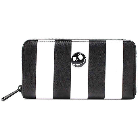 Loungefly x The Nightmare Before Christmas Striped Purse