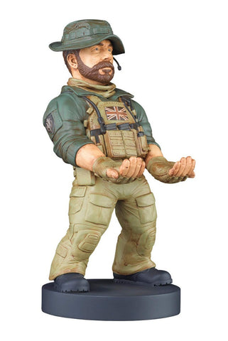 Call of Duty Captain Price Cable Guy Controller & Smartphone Stand