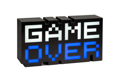 Game Over 8-bit Light