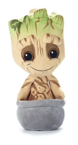 Marvel Guardians of the Galaxy Planted Baby Groot Plush Toy