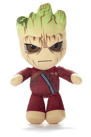 Marvel Guardians of the Galaxy Vol.2 Angry Baby Groot Plush Toy