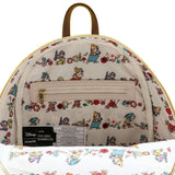 Loungefly x Disney Snow White and the Seven Dwarfs Multi Scene Mini Backpack