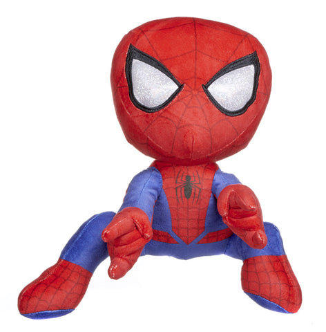 Marvel Spider-Man Crouched Plush Toy
