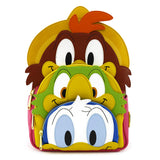 Loungefly x Disney The Three Caballeros Mini Backpack
