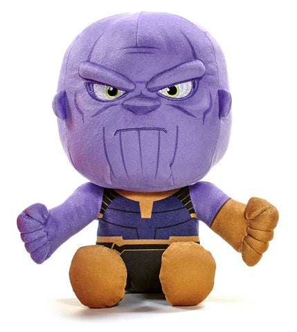 Marvel Thanos with Infinity Gauntlet Plush Toy