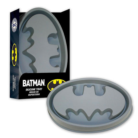 DC Comics Batman Symbol Silicone Baking Mould