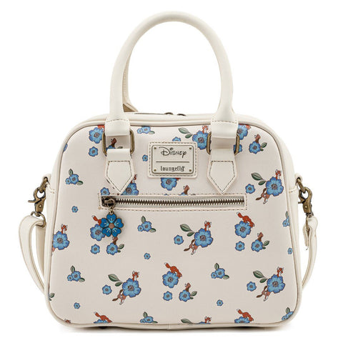 Loungefly x Disney Fox and the Hound All Over Print Handbag