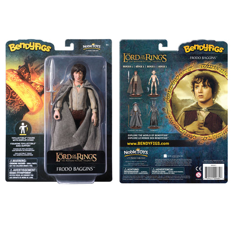 The Lord of the Rings Frodo Baggins Bendyfig