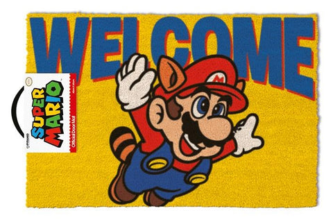 Super Mario Bros. 3 Coir Doormat