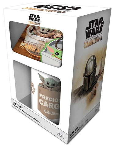 Star Wars The Mandalorian The Child Gift Set