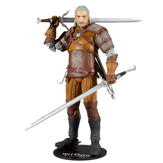 The Witcher Geralt of Rivia Gold Label Series 7