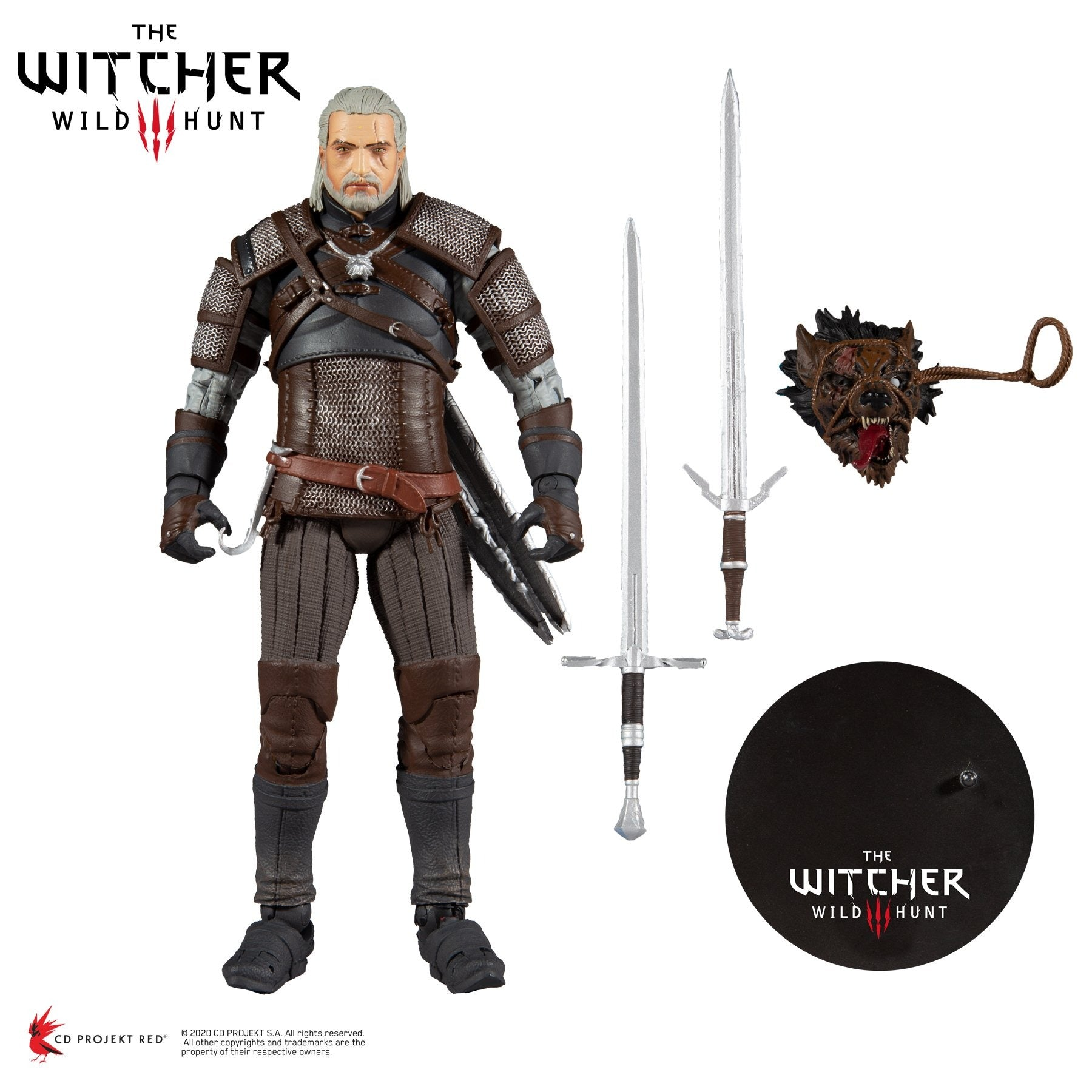 The Witcher Geralt of Rivia 7