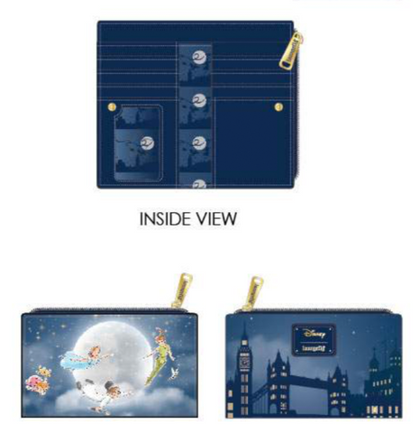 Loungefly x Disney Peter Pan Purse