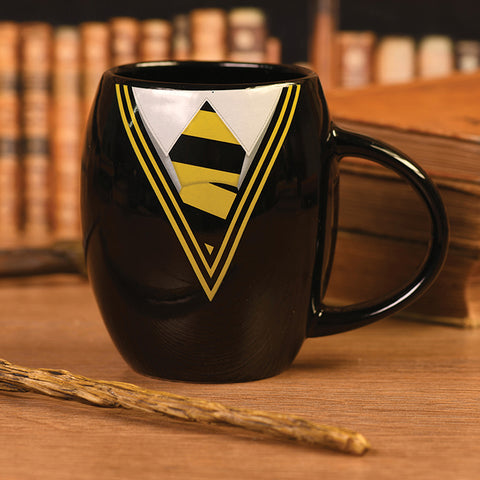 Harry Potter Hufflepuff Uniform Oval Mug