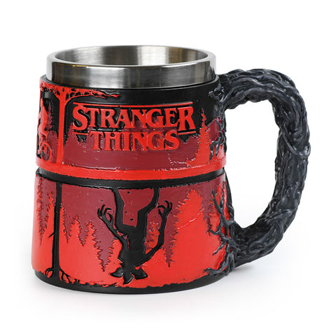 Stranger Things The Upside Down Polyresin Mug